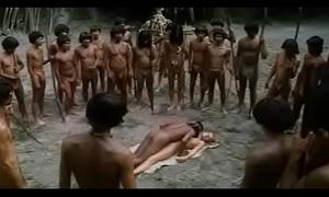 Violación maltreated .. indios orgia
