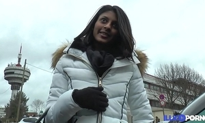 French indian teen wants say no thither holes thither abominate rim [full video]
