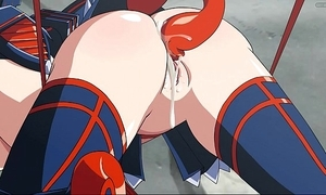 Overnight bag aloofness kill tentacles anime