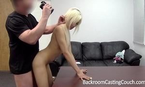 Stone-deaf girl casting