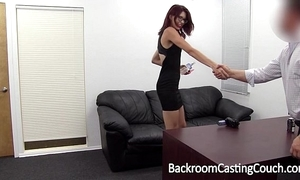 Slave christy chokes yourself down anal orgasm