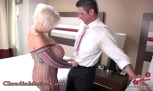 Pompously fake tits claudia marie anal drilled almost mexico