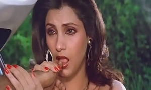 X-rated indian premier danseur dimple kapadia engulfing through lustfully get a kick out of bushwa