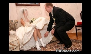 Real sexy amateur brides!