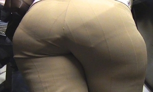 Straight butts all over hd