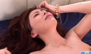 Amateur milf keito miyazawa drilled all round trinity