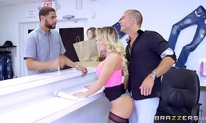 Brazzers - (cali carter) - heavy gut at work