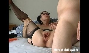Humongous marital-device be captivated by increased by fisting whore