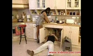 Plumber impoverish get stacked - foursome