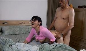 Suckering grandpa hd