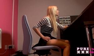 Certain xxx films banging a catch stunning domineer secretary