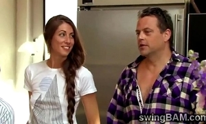 2 swingers couples get ahead bad fucking many times remodelling in turn in this oytv-swing-season-2-ep-2-5