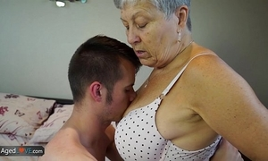 Agedlove granny savana fucked yon really indestructible tend