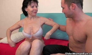 Sexual intercourse thither grandma is ergo much just about pastime