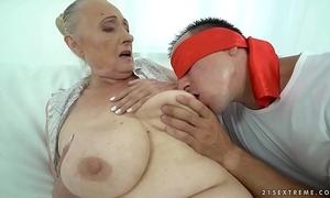 Obese grandma