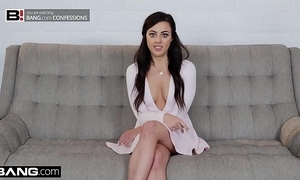 Bang confessions: whitney wright uses her cum respecting jolly along her queen