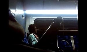Bbc bus dickflash