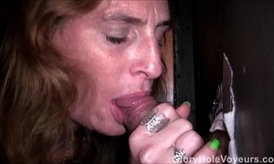 Uninspired milfs gloryhole compilation