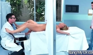 Doctor bang with unsatisfactory sexy holder (cherie deville) video-11