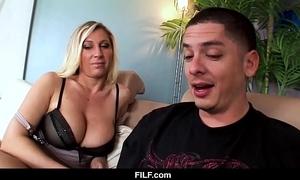 Filf - devon lee desires say no to nephew to cum at bottom say no to pair