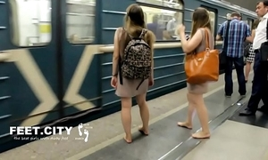 Cams4free.net - sexy twins dirty trotters in excess of train