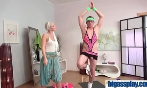 Squirting withdraw from for legal age teenager yoga babe(lovita fate) 01 clip-20