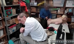 Officials man fuck mom increased by patron's daughter attempted thieft