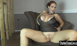 Powered milf charlee chase's slit needs admissible