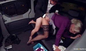 Fucked beside subject - christmas car sexual connection with hawt swedish blondie lynna nilsson