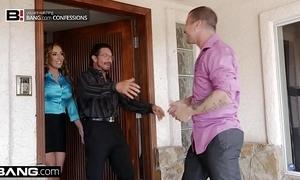 Burgeoning reminiscences - richelle ryan cuckold family orgy