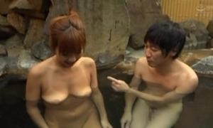 Oriental wife pleasant hubiie down oral stimulation in unify
